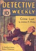 Detective Fiction Weekly (1928-1942 Red Star News) Pulp Vol. 71 #2