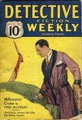 Detective Fiction Weekly (1928-1942 Red Star News) Pulp Vol. 71 #3