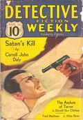 Detective Fiction Weekly (1928-1942 Red Star News) Pulp Vol. 72 #1