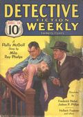 Detective Fiction Weekly (1928-1942 Red Star News) Pulp Vol. 72 #4