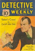 Detective Fiction Weekly (1928-1942 Red Star News) Pulp Vol. 72 #5