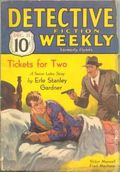 Detective Fiction Weekly (1928-1942 Red Star News) Pulp Vol. 73 #1