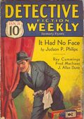 Detective Fiction Weekly (1928-1942 Red Star News) Pulp Vol. 73 #4