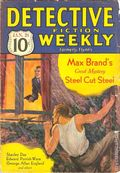Detective Fiction Weekly (1928-1942 Red Star News) Pulp Vol. 73 #5