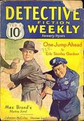 Detective Fiction Weekly (1928-1942 Red Star News) Pulp Vol. 73 #6