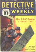 Detective Fiction Weekly (1928-1942 Red Star News) Pulp Vol. 74 #1
