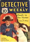 Detective Fiction Weekly (1928-1942 Red Star News) Pulp Vol. 74 #2