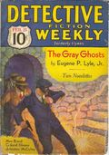 Detective Fiction Weekly (1928-1942 Red Star News) Pulp Vol. 74 #3
