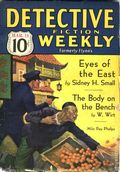 Detective Fiction Weekly (1928-1942 Red Star News) Pulp Vol. 74 #6