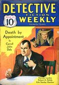 Detective Fiction Weekly (1928-1942 Red Star News) Pulp Vol. 75 #1