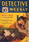 Detective Fiction Weekly (1928-1942 Red Star News) Pulp Vol. 75 #5
