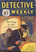 Detective Fiction Weekly (1928-1942 Red Star News) Pulp Vol. 76 #3