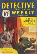 Detective Fiction Weekly (1928-1942 Red Star News) Pulp Vol. 76 #5