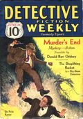 Detective Fiction Weekly (1928-1942 Red Star News) Pulp Vol. 77 #2