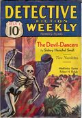 Detective Fiction Weekly (1928-1942 Red Star News) Pulp Vol. 77 #3