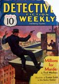 Detective Fiction Weekly (1928-1942 Red Star News) Pulp Vol. 77 #4