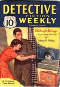 Detective Fiction Weekly (1928-1942 Red Star News) Pulp Vol. 77 #5