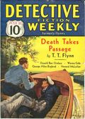 Detective Fiction Weekly (1928-1942 Red Star News) Pulp Vol. 77 #6