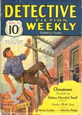 Detective Fiction Weekly (1928-1942 Red Star News) Pulp Vol. 78 #4