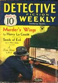 Detective Fiction Weekly (1928-1942 Red Star News) Pulp Vol. 79 #2