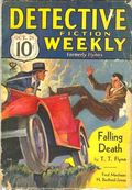 Detective Fiction Weekly (1928-1942 Red Star News) Pulp Vol. 80 #1