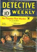 Detective Fiction Weekly (1928-1942 Red Star News) Pulp Vol. 80 #2