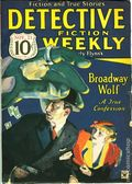 Detective Fiction Weekly (1928-1942 Red Star News) Pulp Vol. 80 #3