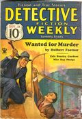 Detective Fiction Weekly (1928-1942 Red Star News) Pulp Vol. 80 #4