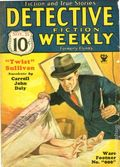 Detective Fiction Weekly (1928-1942 Red Star News) Pulp Vol. 80 #5