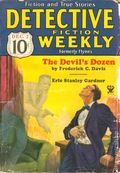 Detective Fiction Weekly (1928-1942 Red Star News) Pulp Vol. 80 #6