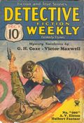 Detective Fiction Weekly (1928-1942 Red Star News) Pulp Vol. 81 #1