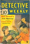 Detective Fiction Weekly (1928-1942 Red Star News) Pulp Vol. 81 #3