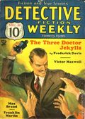 Detective Fiction Weekly (1928-1942 Red Star News) Pulp Vol. 81 #4
