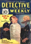 Detective Fiction Weekly (1928-1942 Red Star News) Pulp Vol. 81 #5