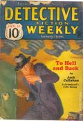 Detective Fiction Weekly (1928-1942 Red Star News) Pulp Vol. 81 #6