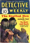 Detective Fiction Weekly (1928-1942 Red Star News) Pulp Vol. 82 #1