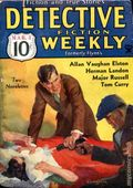 Detective Fiction Weekly (1928-1942 Red Star News) Pulp Vol. 83 #1