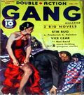 Double Action Gang Magazine (1937-1939 Winford Publications) Pulp 2nd Series Vol. 1 #2