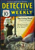 Detective Fiction Weekly (1928-1942 Red Star News) Pulp Vol. 83 #2