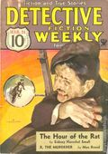 Detective Fiction Weekly (1928-1942 Red Star News) Pulp Vol. 83 #4