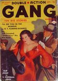 Double Action Gang Magazine (1937-1939 Winford Publications) Pulp 2nd Series Vol. 1 #5