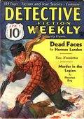 Detective Fiction Weekly (1928-1942 Red Star News) Pulp Vol. 83 #6