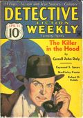 Detective Fiction Weekly (1928-1942 Red Star News) Pulp Vol. 84 #1