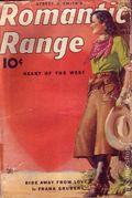 Street and Smith's Romantic Range (1938-1947 Street & Smith) Pulp Vol. 6 #6