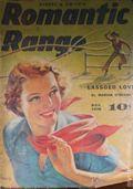 Street and Smith's Romantic Range (1938-1947 Street & Smith) Pulp Vol. 7 #1
