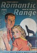 Street and Smith's Romantic Range (1938-1947 Street & Smith) Pulp Vol. 7 #2