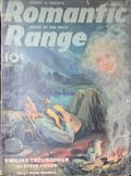 Street and Smith's Romantic Range (1938-1947 Street & Smith) Pulp Vol. 7 #4