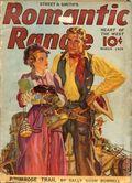 Street and Smith's Romantic Range (1938-1947 Street & Smith) Pulp Vol. 7 #5