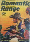 Street and Smith's Romantic Range (1938-1947 Street & Smith) Pulp Vol. 8 #1