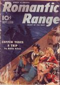 Street and Smith's Romantic Range (1938-1947 Street & Smith) Pulp Vol. 8 #5